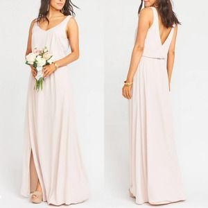 Show Me Your Mumu Kendall Maxi Dress L NWT